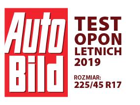 Test Opon Letnich Autobild 2019 W Rozmiarze 22545 R17