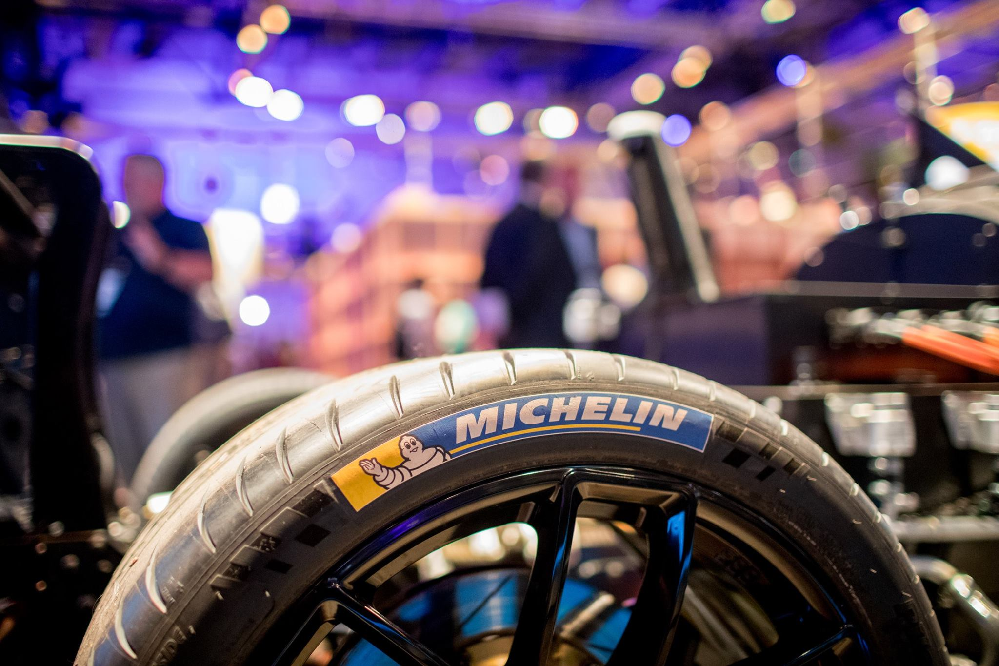 Movin' On by Michelin