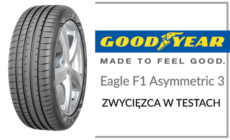 goodyear eagle f1 asymmetric 3 testy opon