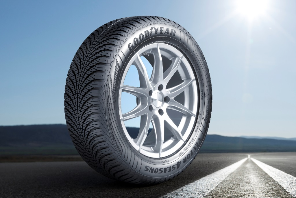 Goodyear Vector 4Seasons Gen2