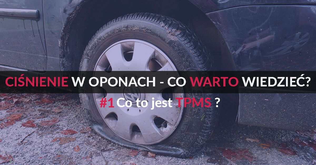co to jest TPMS?
