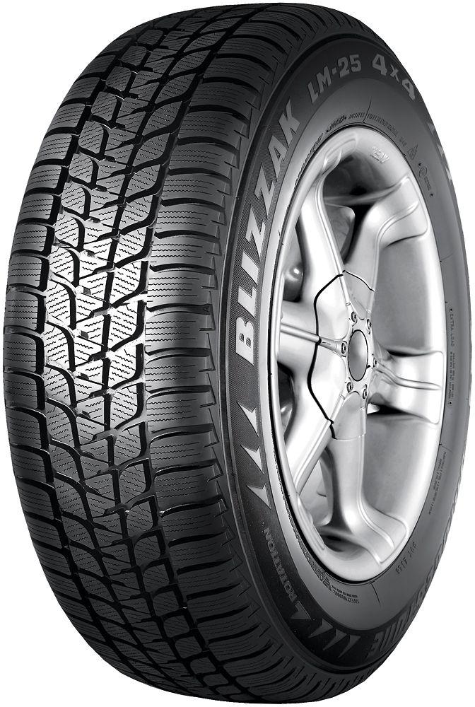 Opony Zimowe Bridgestone Blizzak Lm 25 Opinie