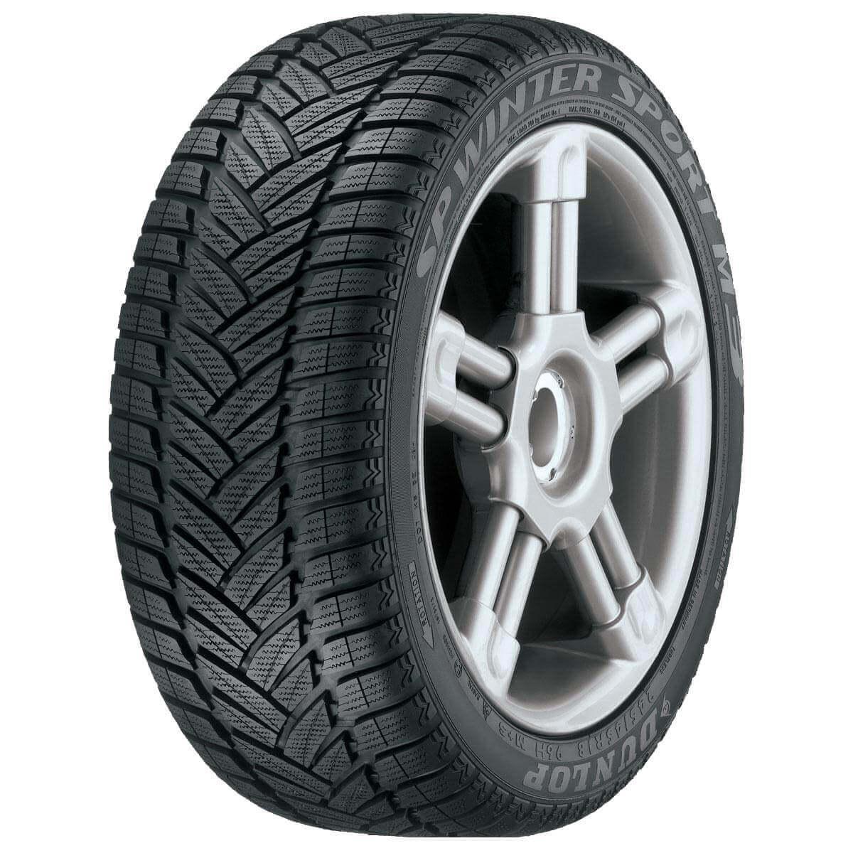 Opony Dunlop Sp Winter Sport M3 Rof 22545 R17 91h Zimowe Wysyłka